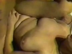 NastyPlace.org - Interracial milf MMF threesome in hotel