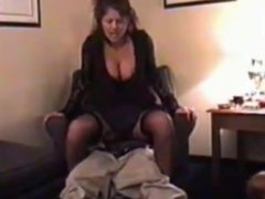 NastyPlace.org - Interracial DP Party For My Cuckold Wife Cindy