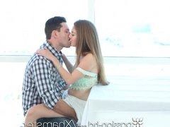 Passion-HD - Marissa Mae does her best slow and wet blowjob