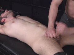 Pierre Jerked and abused