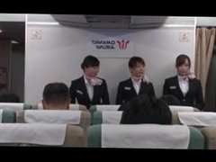 Japan Airline Service Business Class 1