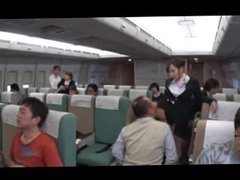 Japan Airline Service Business Class 6