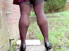Lace Stocking Tops 344H
