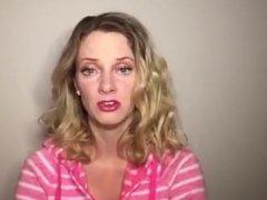 Nicole Arbour Masturbate on cam (Leak!!!)