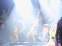 Dj Jade Laroche live @ Monster Club
