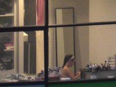 Hotel Window 107