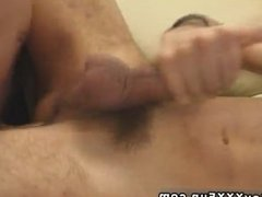 Big ball masturbation porn Marcel and Timothy deep-throat down explosions