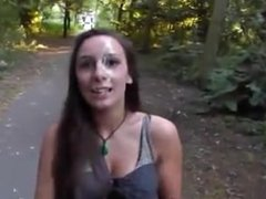 Outdoor handjob and faci - for more private videos view my profile