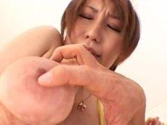 Puffy-nipple Ai Miyazaki 3
