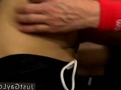 Amazing handsome hairy real gay first time Soccer fellows Jasper and