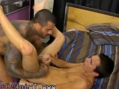 Brothers suck dick Alexsander begins by forcing Jacobey's head down on