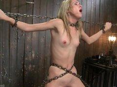 Teen Tied And Made To Orgasm! More Videos: HDPornHubdotlive.wordpress.com