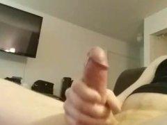 Requested Solo Male Jerk Off HUGE CUMSHOT