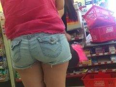 Big butt in store