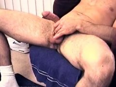 Pushing Amateur Straight Boy Giannis Limits