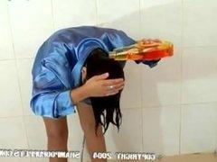 Shower Hair Wash
