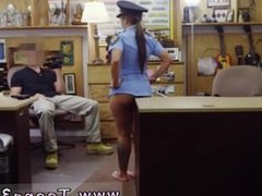 Hot and beautiful milf Fucking Ms Police Officer