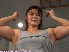 japanese girl and her pomposity
