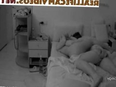 Reallifecam Isabel and Marcelo in the bedroom play games3