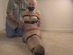 Ticklish Melissa Encasement