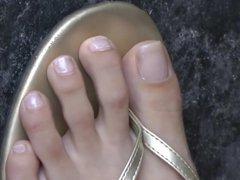 sexy MILFY feet