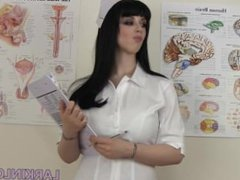 Big Tits Nurse JOI