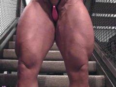 Aleesha Young Staircase
