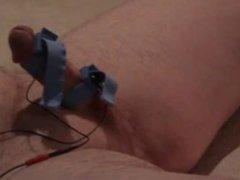electro straps to orgasm