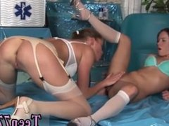 Teen girl fingers girl first time Horny youthful nurses