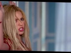 SHAKIRA FT. RIHANNA - CAN'T REMEMBER TO FORGET YOU - Porn Music Video