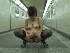 Japanese Public Nudity