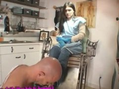 CBT slave worship dirty shoes and feet
