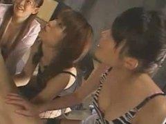 XXX JAV - Japanese office reverse gangbangs chapter 5