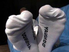 Milan Hornik Feet