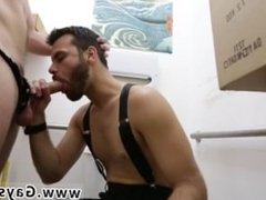 Old straight young ladyboy porn Sucking Dick And Getting Fucked!