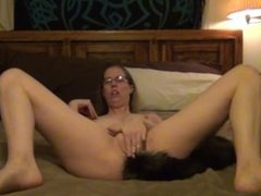 Fox Tail plug and squirting.