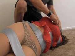 jasmine mendez taped up