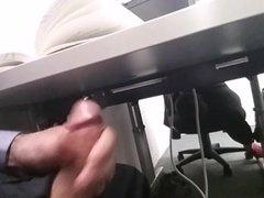 Public Masturbation in Library 6
