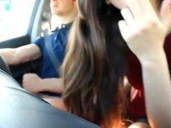 Car blowjob - Awaite you at 2hook-up.com