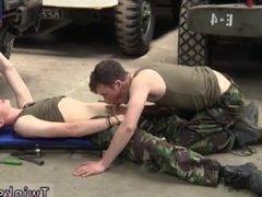 Gay men rimming other men movietures Uniform Twinks Love Cock!