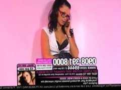 Secretary Toya In Glasses On Babestation #1 (Part 1)