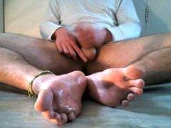 Feet Soles Piss Cum
