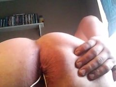 Anal vibraters in my tight ass hole