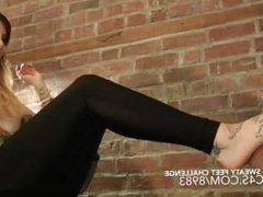 Mikaila's Sweaty Feet Challenge - www.c4s.com/8983/15146729