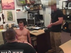 Gay naked cowboy hunks Guy ends up with ass-fuck fuck-fest threesome