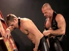 Muscle In Leather Fuck Mason