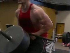 Bodybuilder Kaman Sheldon