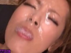 Big Titted Hitomi Tanaka gets Fucked and Creampied!
