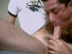 Short blowjob clip