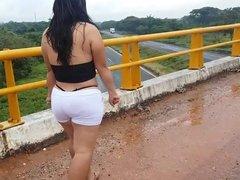 Shortinho na ponte